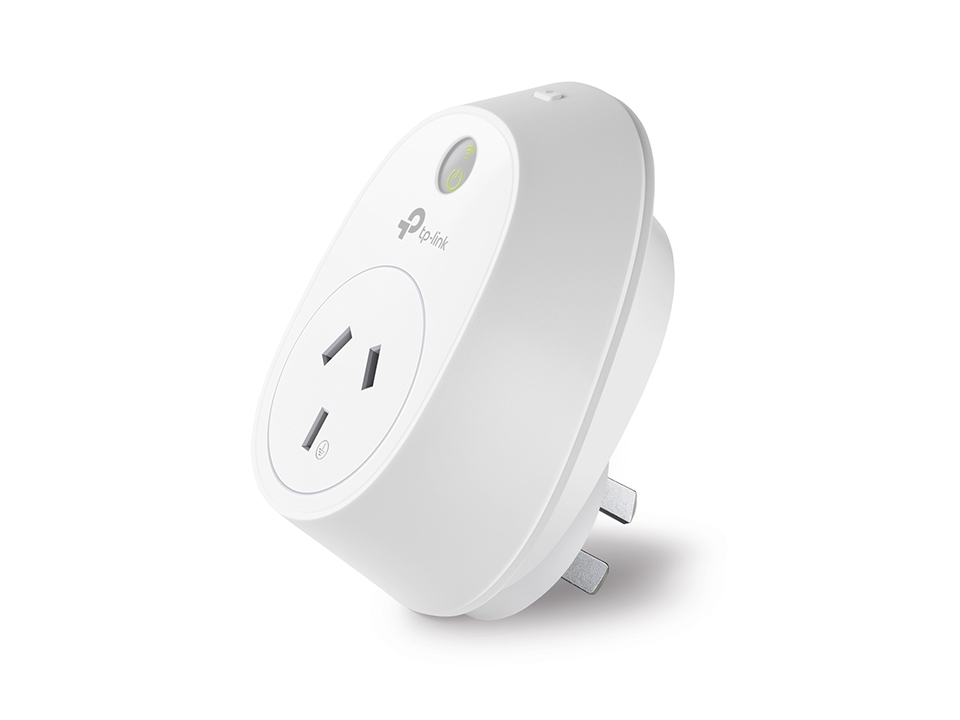TP-Link, HS110, Smart, Wi-Fi, Plug, With, Energy, Monitoring,