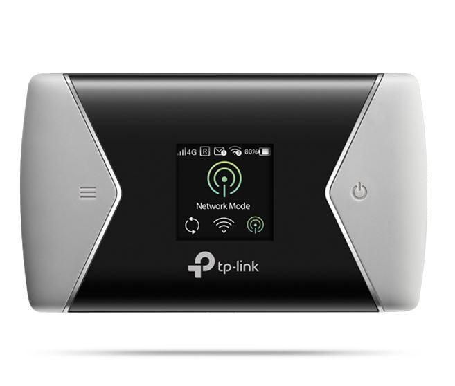 TP-Link, M7450, LTE-Advanced, Mobile, Wi-Fi, 3G/4G, AC1200, 1200Mbps, 300Mbps, DL, 50Mbps, UL, micro, USB, micro, SIM, microSD, 3000mAh, 1,