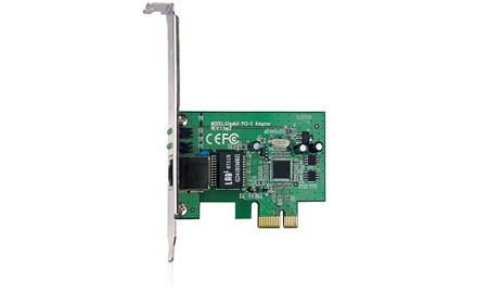 TP-LINK, GIGABIT, PCI-E, NETWORK, ADAPTER, 32, BIT, 3YR,