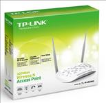 TP-LINK, 300MBPS, WIRELESS-N, ACCESS, POINT, PASSIVE, POE, 10/100M, ANT(2), 3YR, WTY,