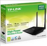 TP-LINK, HIGH, POWER, WIRELESS, N, ROUTER, 300MBPS, LAN, (4), ANT, (2), -, 3YR, WTY,