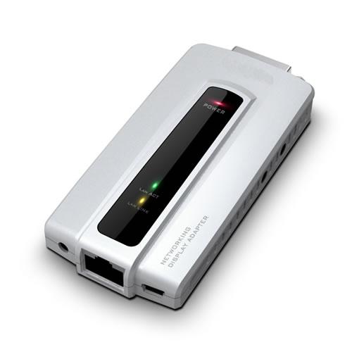 WInstar, Networkto, DVI, Adaptor, AV, Adapter/RJ45/USB2/Wireless,