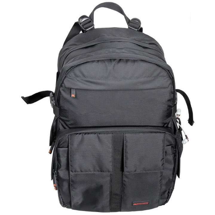 Promate, AcePak, Professional, SLR, Camera, Backpack, with, Multiple, Pocket, Options,