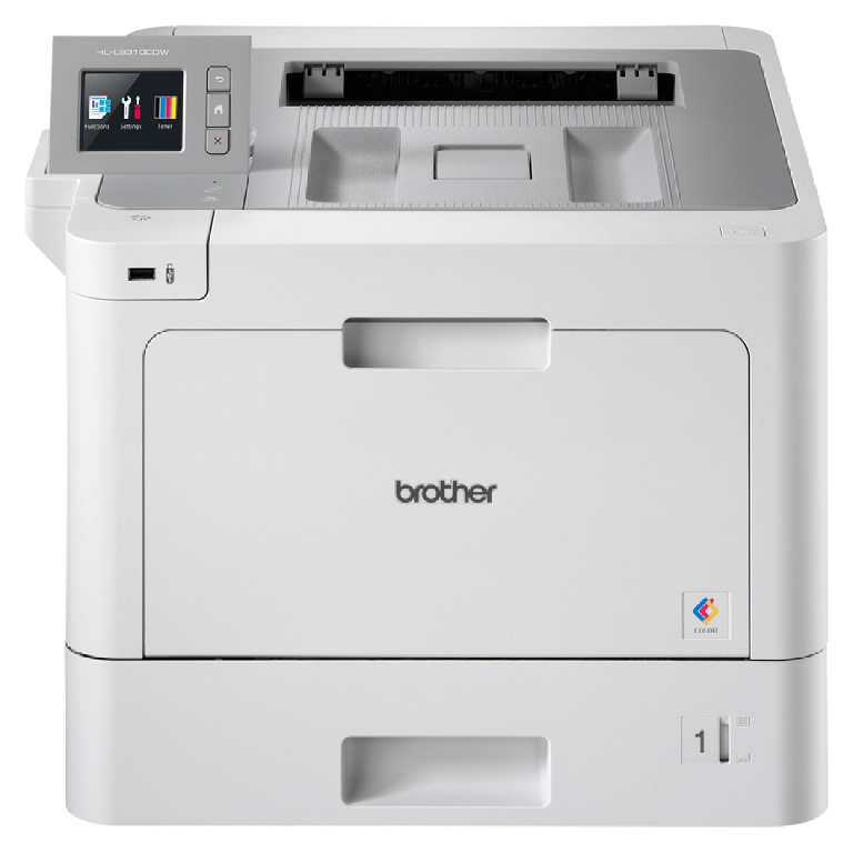 Brother, HL-L9310CDW, Colour, Laser, Printer, with, automatic, 2-sided, printing, and, wireless, connectivity, 31, ppm, Gigabit, *EX,