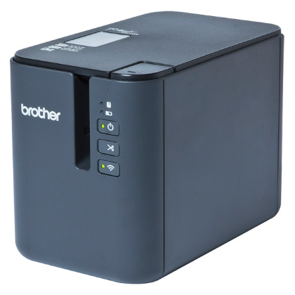 Brother, PT-950NW, P, Tocuh, Labeller, -, Multi-Interface, Network, (LAN, USB, Host),