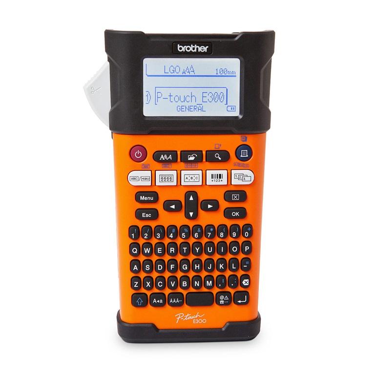 Brother, Industrial, Labeller, For, Electical/Datacom, 18mm, TZE,