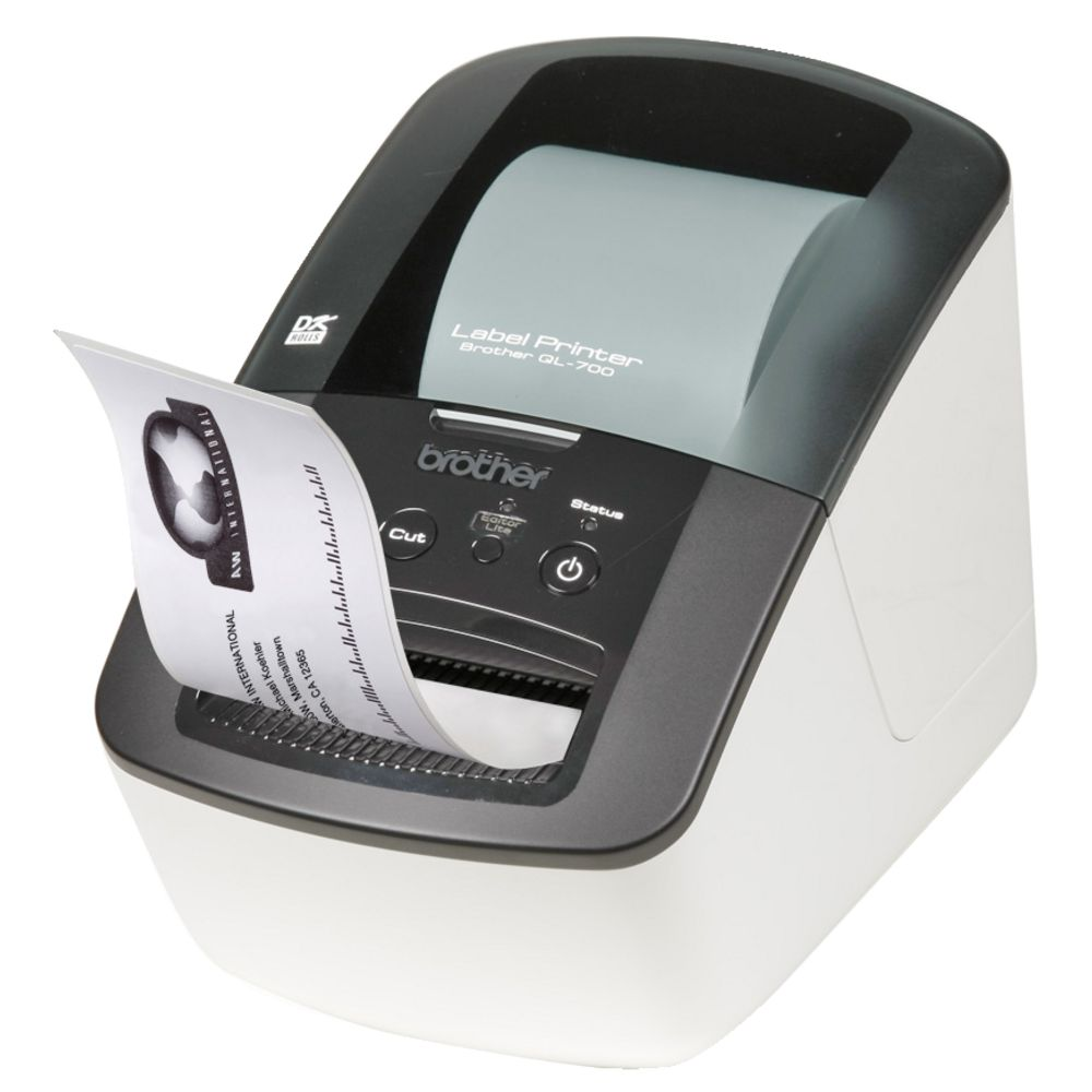 Brother, QL-700, Professional, Label, Printer, 93, labels, p/m, 3, Year, Warranty,
