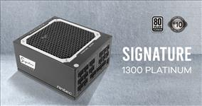 Antec, SG, 1300w, 80+Platinum, Fully, Modular, FDB, 135mm, Fan, Zero, RPM, Phase, Wave, Design, OC-LINK, Server, Grade, ATX, Power, Su,