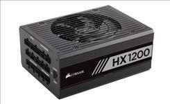 Corsair, 1200W, HX, 80+, Platinum, Fully, Modular, 140mm, FAN, ATX, PSU, 10, Years, Warranty,