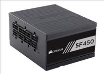 Corsair, 450W, SF, 80+, Gold, Fully, Modular, 80mm, FAN, SFX, PSU, (Not, ATX, Standard), 7, Years, Warranty,