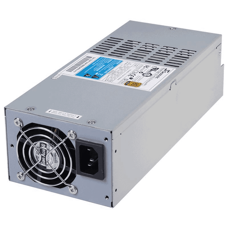 Seasonic, 500w, 2U, Modular, Power, Supply, 80, Plus, Gold, Certified, Over-voltage, Over-power, Short, circuit, protection, 12, Mo,
