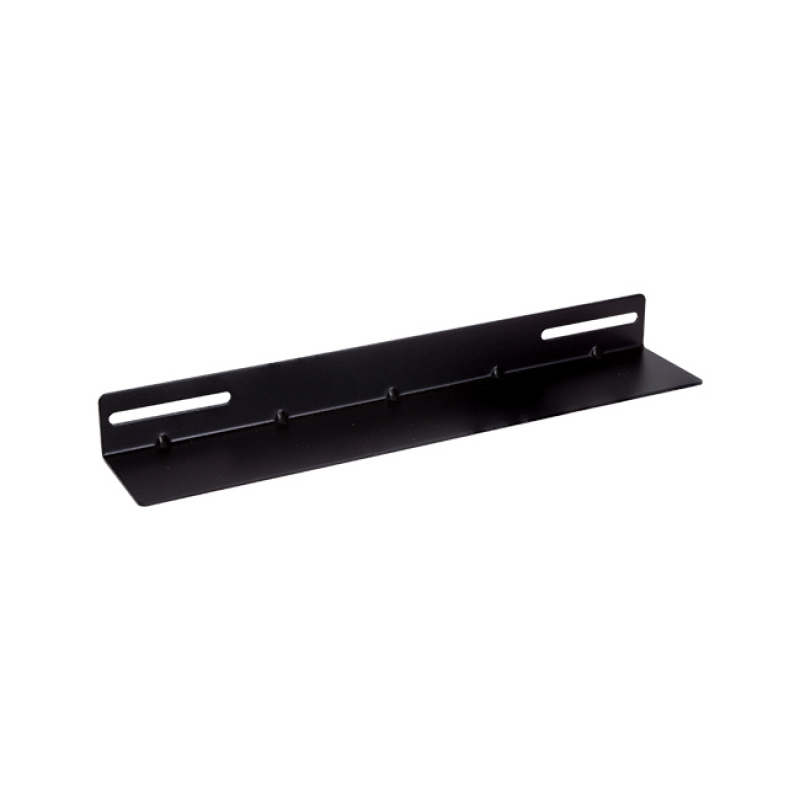 LinkBasic, 19, L, Rail, for, 600mm, Deep, Cabinet, only, -, Black,