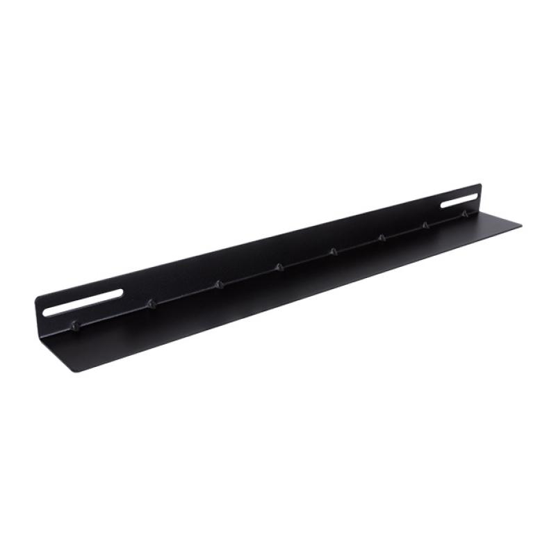 LinkBasic, 19, L, Rail, for, 800mm, Deep, Cabinet, only, -, Black,