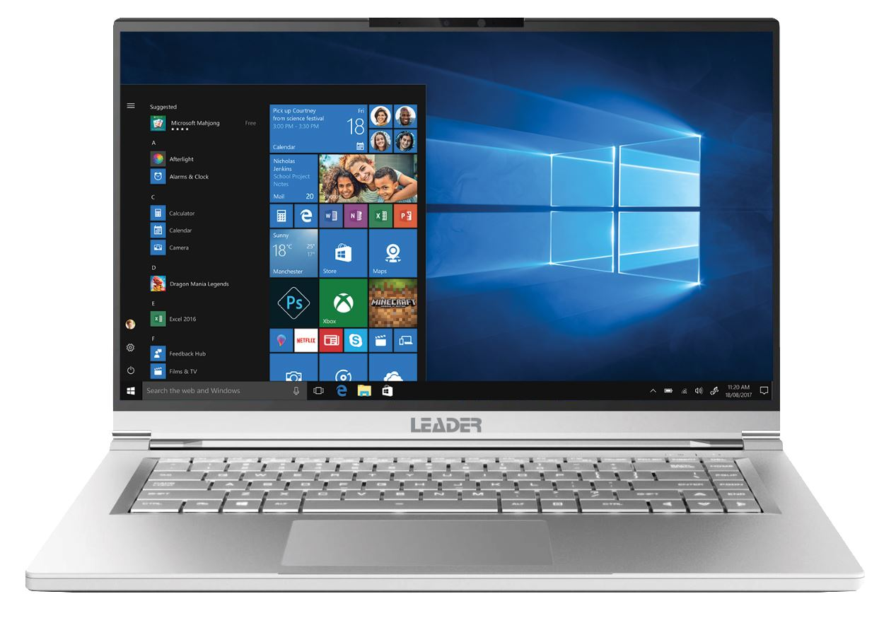 Leader, Companion, 572PRO, 15.6, Full, HD, 100%, Matte, Intel, i7-10510U, 8GB, 500GB, SSD, 2GB, Nvidia, MX250, Graphics, IR, Cam, W,