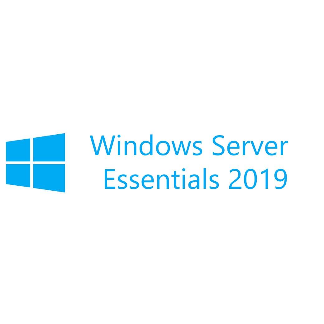 Microsoft, WIN, SVR, ESSNL, 2019, 64, ENG, OEI, DVD, 1-2CPU,
