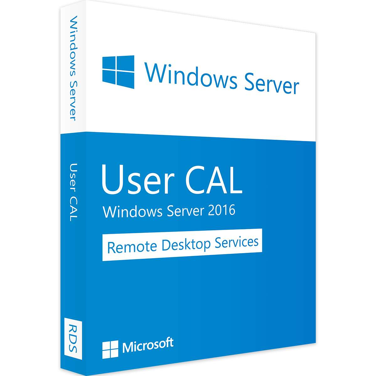 Microsoft, Remote, Desktop, Services, 5, User, CAL, 2016, -, Leader, Version,