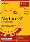 Norton, 360, Standard, 10GB, 1, User, 2, Devices, 12, Months, PC, MAC, Android, iOS, DVD, OEM,