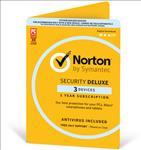 Norton, Security, Deluxe, 2018, 3, Device, 12, Months, PC, MAC, Android, iOS, OEM,