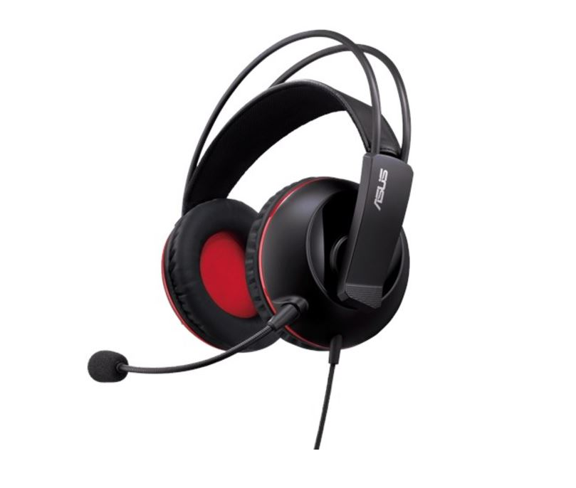ASUS, Cerberus, Cyber, Café, (Black, Box), gaming, headset,