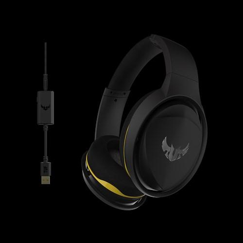 ASUS, TUF, GAMING, H5, 7.1, Headset, Cross-Platform, Support,