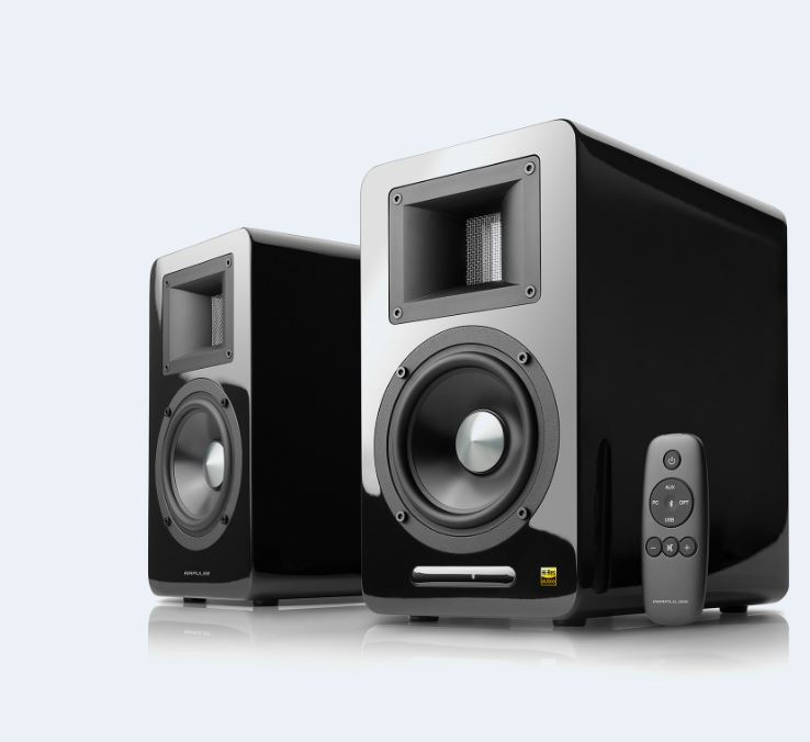 Edifier, Airpulse, A100, Hi-Res, Audio, Active, Speaker, System, with, Wireless, Subwoofer, Bluetooth, Optical, Coaxial, RCA, -, Ideal,