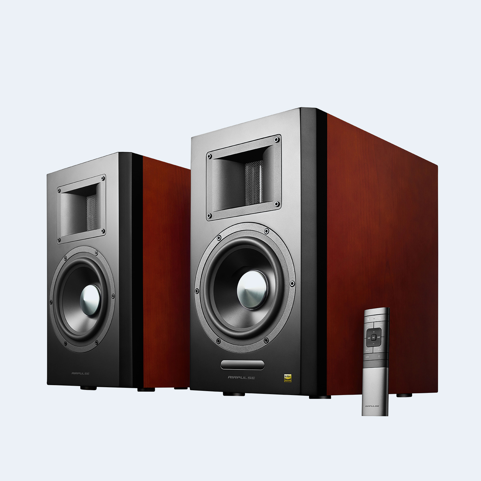 Edifier, Airpulse, A300, Hi-Res, Audio, Active, Speaker, System, with, Wireless, Subwoofer, Bluetooth, Optical, Coaxial, RCA, -, Ideal,