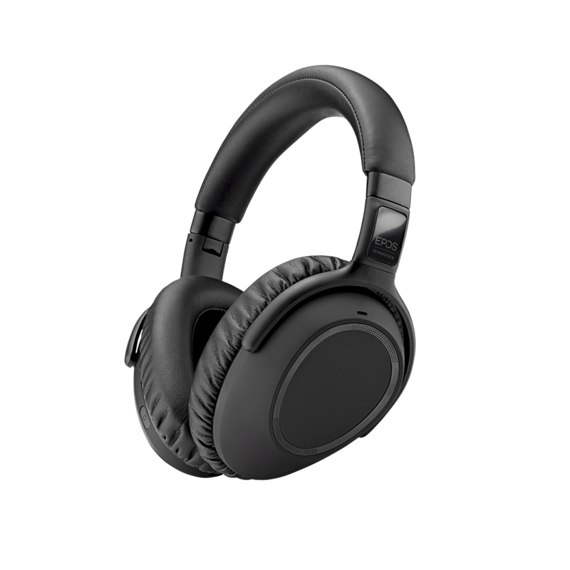 EPOS, Sennheiser, Adapt, 660, Over-ear, Bluetooth®, ANC, headset, w/, BTD800, USB, Dongle, &, Carry, Case, Up, to, 30, Hours, Battery, L,