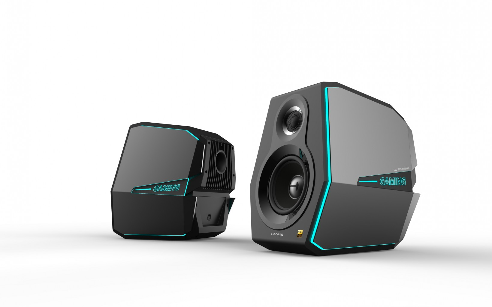 Edifier, G5000, Gaming, Speaker, -, Hi-Res, Audio, Quality, 11, Lighting, Effects, Built-in, Digital, Signal, Processing, Bluetooth,