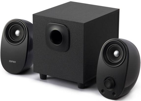 Edifier, M1390BT, 2.1, Bluetooth, Multimedia, Speakers, -, BT/3.5mm, AUX/Dual, Input/5inch, Subwoofer/Ideal, for, Desktop, use/Bass, D,