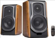 Edifier, S1000DB, -, 2.0, Lifestyle, Bookshelf, Bluetooth, Studio, Speakers, Browm,