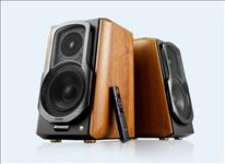 Edifier, S1000MKIII, 2.0, Actice, Lifestyle, Bookshelf, Bluetooth, Studio, Speakers, Brown,