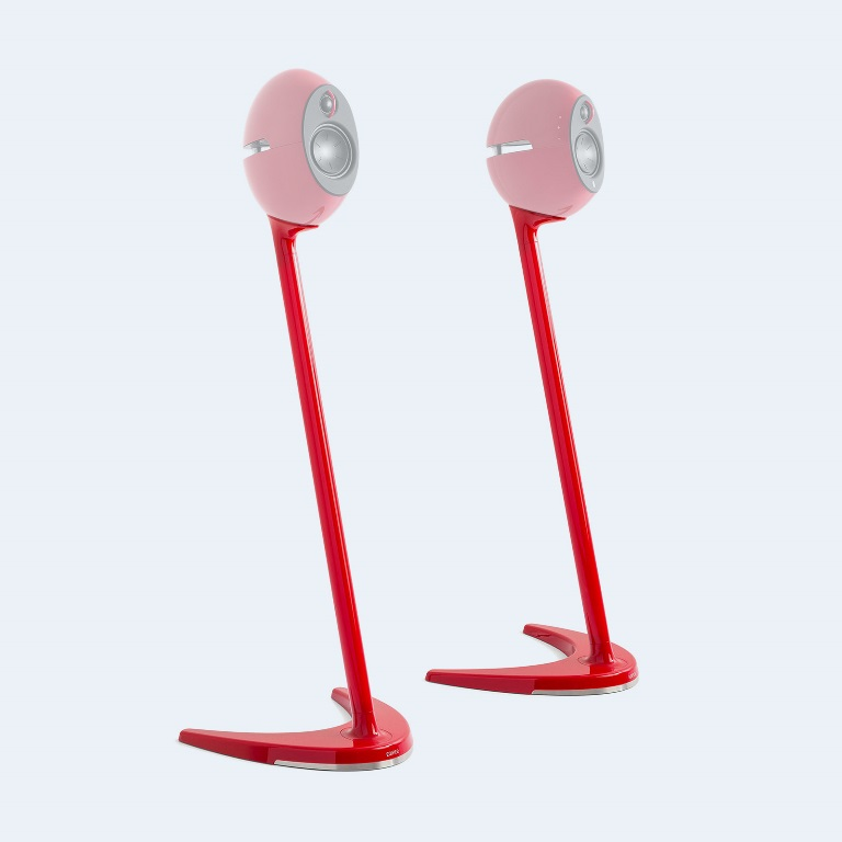 Edifier, SS01C, Speaker, Stands, Red, -, Compatible, with, E25, E25HD, &, E235,
