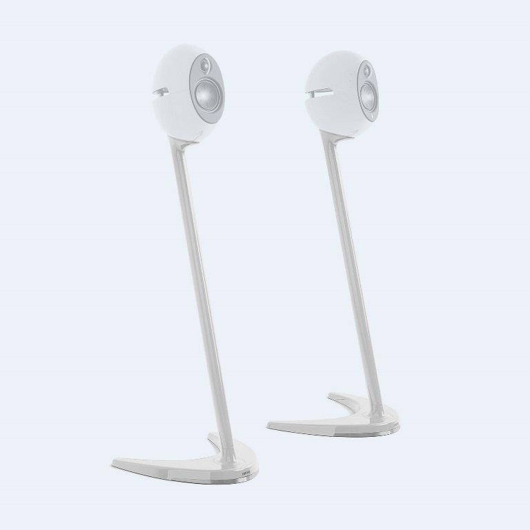 Edifier, SS01C, Speaker, Stands, White, -, Compatible, with, E25, E25HD, &, E235,