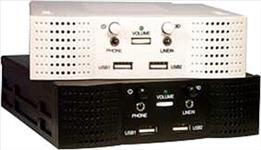 Beige, Int., 5.25, Speaker+USB, SPK-150A, (LS),