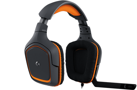 Logitech, G231, PRODIGY, GAMING, HEADSET,