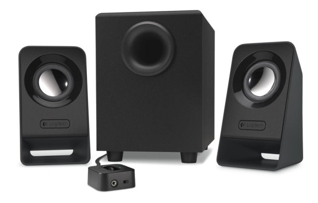 Logitech, Z213, Speakers,