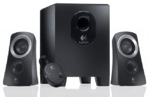 LOGITECH, Z313, 2.1, SPEAKER, SYSTEM, RMS(25W), 3.5MM(1), BLACK, 2YR, WTY,
