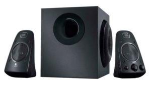 Logitech, Z623, 2.1, Speaker, System, THX, Certified, 2.1, 200w, RMS,