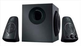 LOGITECH, Z623, 2.1, SPEAKER, SYSTEM, RMS(200W), 3.5MM(2), RCA(1), THX, CERTIFIED, BLACK, 2YR, WTY,
