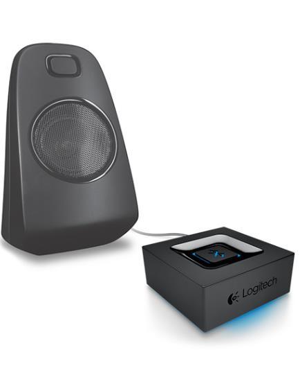 Logitech, Bluetooth, Audio, Adapter,