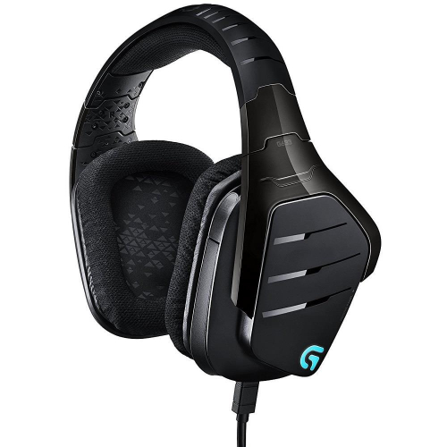 Logitech, G633, Artemis, Spectrum, RGB, Gaming, Headset,