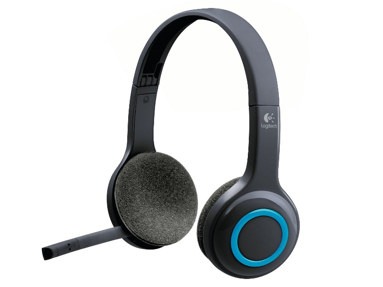 Logitech, H600, WIRELESS, HEADSET, (R),