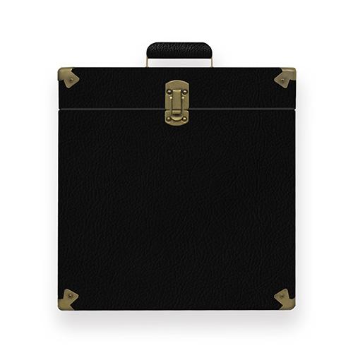 mbeat, Vinyl, Record, Storage, Carrier, Case, (Vintage, Black), (LS),