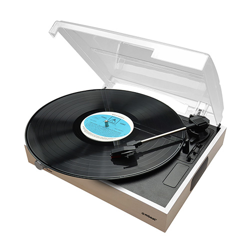 mbeat®, Wooden, Style, USB, Turntable, Recorder,