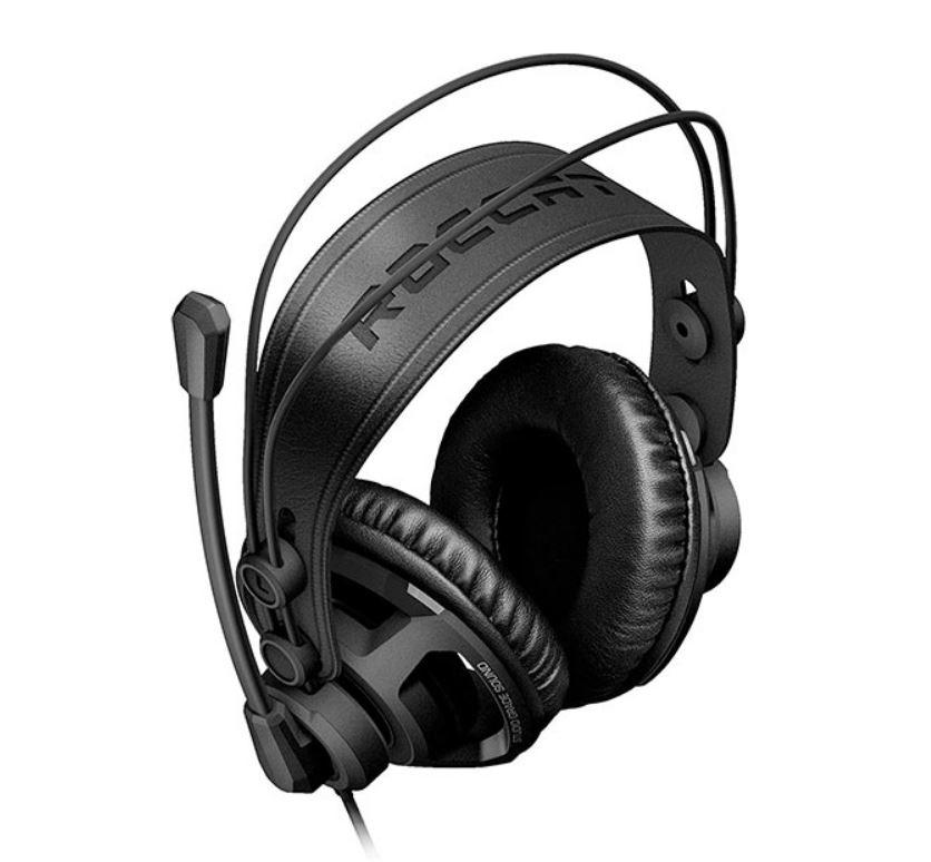 Roccat, RENGA, Boost, Studio, Grade, Over-ear, Stereo, Gaming, Headset, (LS),