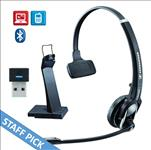 Sennheiser, MB, Pro, 1, UC, ML, Bluetooth, Headset, Connects, to, :, PC, Smart, Phones, and, Soft, Phones, Via, Bluetooth, certified, for,