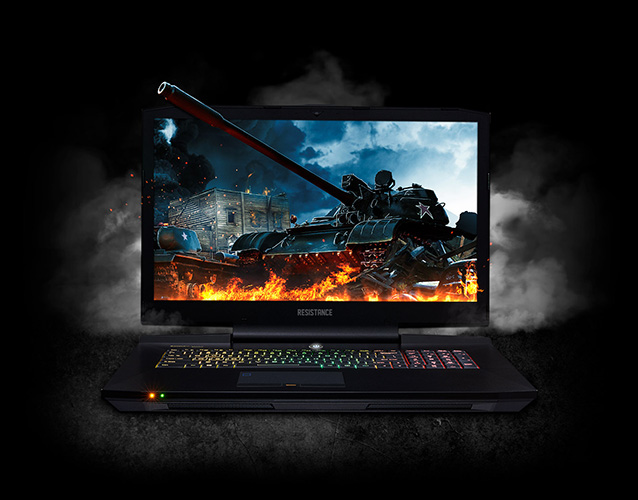 "Resistance, VR, Fury, Gaming, Notebook., 17.3"", FHD, IPS, G-sync, 8GB, GTX1080(SLI, support), i7-6700K, 8GB, DDR4, 240GB, SSD, RGB,"
