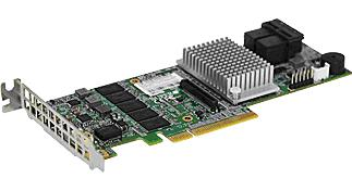 Supermicro, 8, Port, LSI3108, 12G/s, SAS, Controller, -, 2GB, Cache,