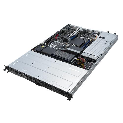 Asus, RS300-E10-RS4, 1U, Rackmount, Server, E-2200, 4, x, 2.5, HS, Bays, 2xM.2, 400w, RPS, Quad, Gb, Ethernet, 3, Year, Return, to, Ba,