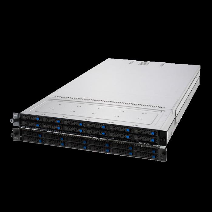 Asus, 2U, RS700A, Rackmount, Server, 1RU, Dual, Docket, AMD, EPYC, 12, x, 2.5, HS, Bays, 4, x, 1GB, LAN, 1600w, RPSU, 3, Year, Warranty,